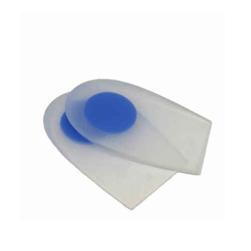 calcanheiras de silicone